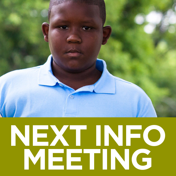 Attend the next info meeting