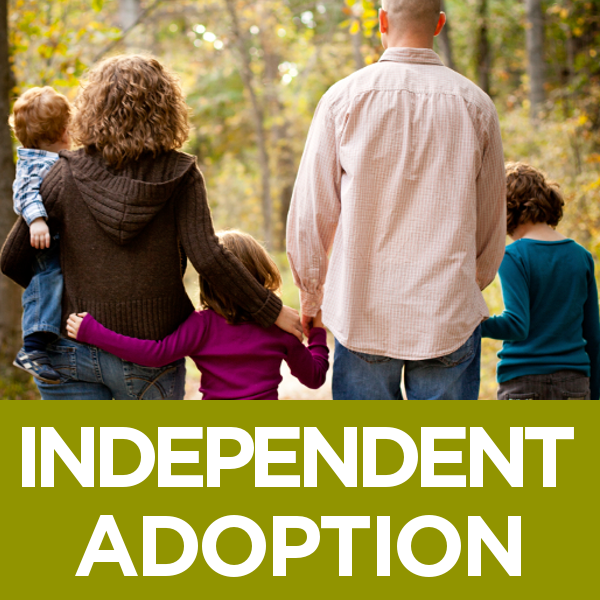 Learn more about Independent Adoption.