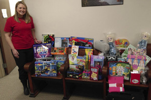 St. Tim's Helps Kids in Foster Care