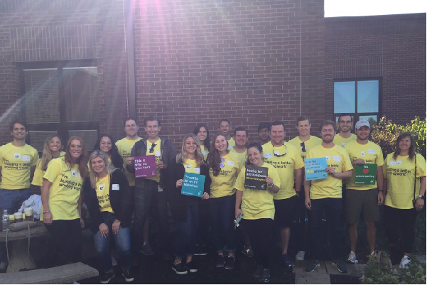 EY Volunteer Day
