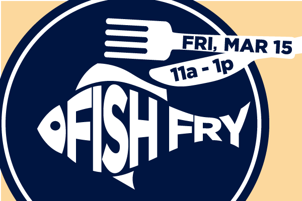 Fish Fry March 15