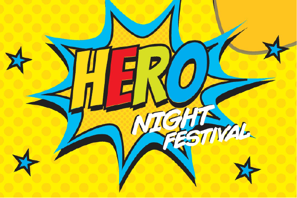 Hero Night Festival