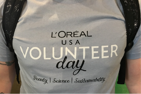 Loreal Gives Back